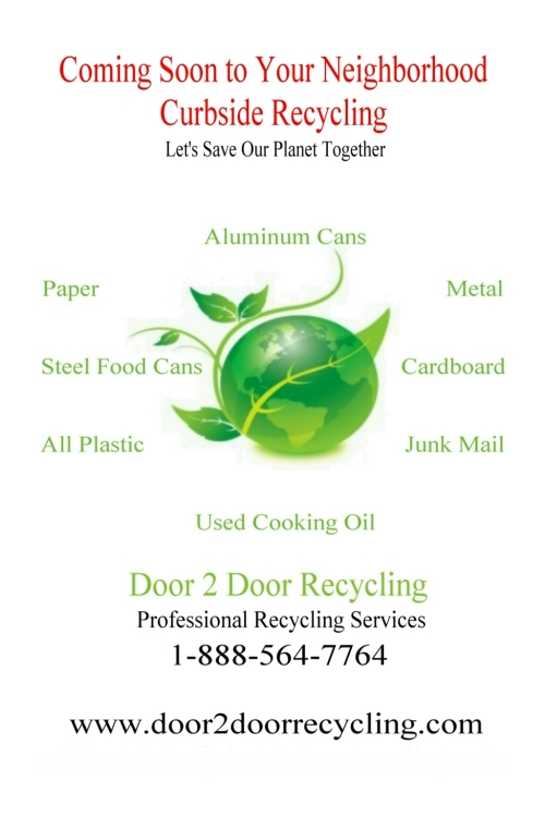 Rankin County, Coming Soon to Your Neighborhood, Curbside Recycling