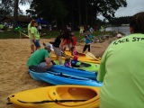 Gaitor Bait Hatchling Race May 31, 2014, Lakeshore Park